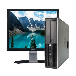 PC con Pantalla HP 8100 I7/2.8/4GB/250HD/DVD/W7/17""