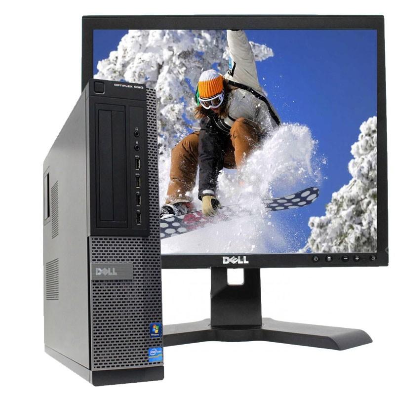 """PC con Pantalla Dell 990 I7 3.4GHz/4GB/250HD/W7/17"""""""