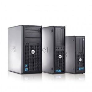 Dell Opt. 380 DC 2.9GHz/4GB/250HD/DVD/W7