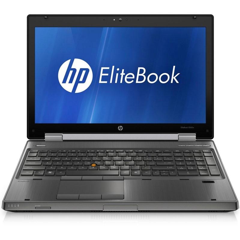 Portátil HP 8560w i7 /8 / 128