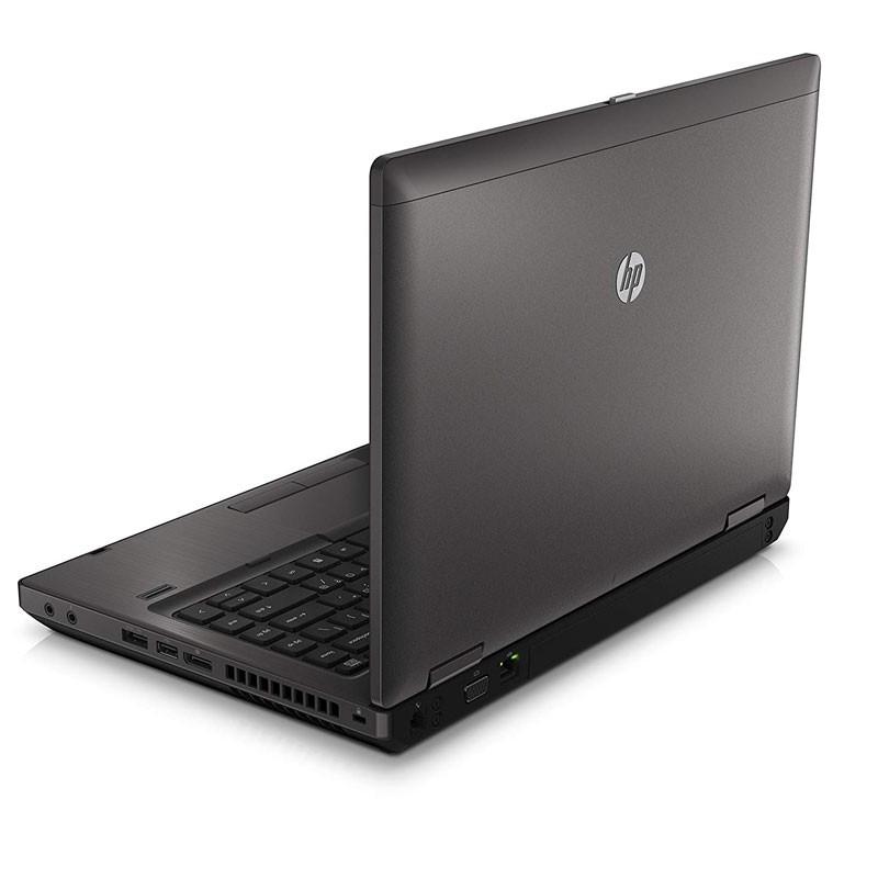 """HP 6465b A4 2.1Ghz / 4GB / 320HD / DVDRW / W7 / 14"""""""