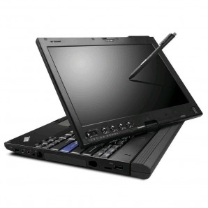 "Portatil Tablet Lenovo X201 i5|4GB|250HD|12"""