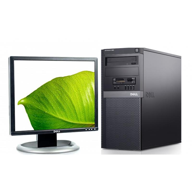 """Pc con Pantalla Dell 960 C2D MT 4GB 250HD DVD 19"""""""